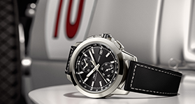IWC Ingenieur Family Page Promotional Image