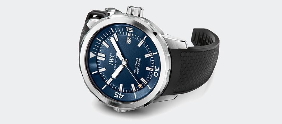 """IWC Aquatimer Automatic Edition """"Expedition Jacques-Yves Cousteau"""""""