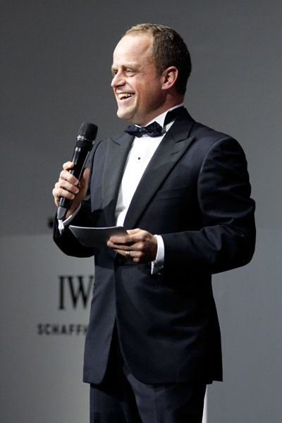 Benoit De Clerck, IWC Managing Director Asia Pacific