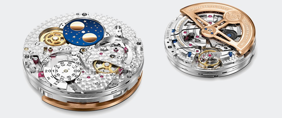 IWC 52000 Calibre Movement