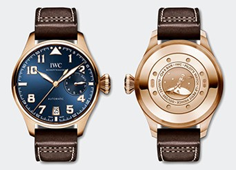 "IWC Big Pilot's Watch Edition ""Le Petit Prince"""