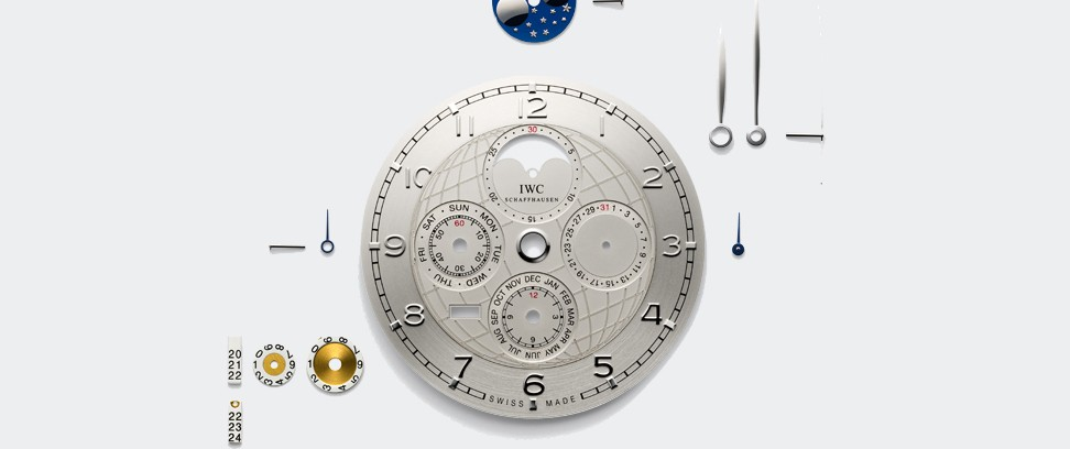 Grande Complication Dial Explained