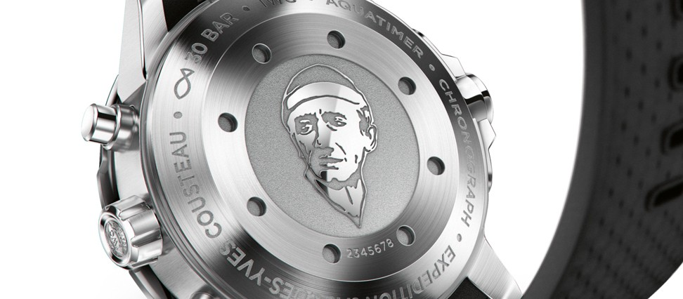 Aquatimer Cronógrafo Edición «Expedition Jacques-Yves Cousteau»