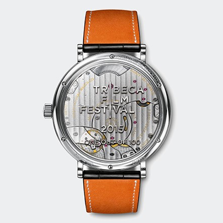 IW510111 Watch Back