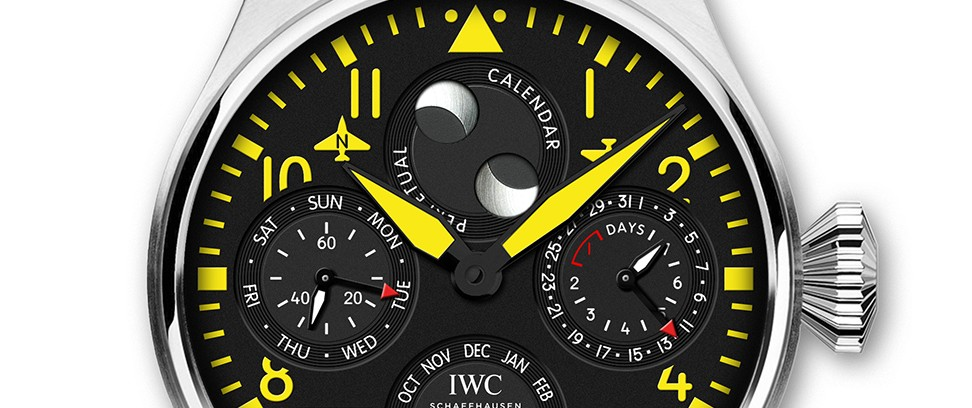 IWC Big Pilot Miami Boutique Edition