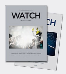 Watch International Cover 1/13