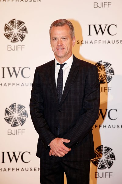 Paul Hanneman, Co-president, Twentieth Century Fox International