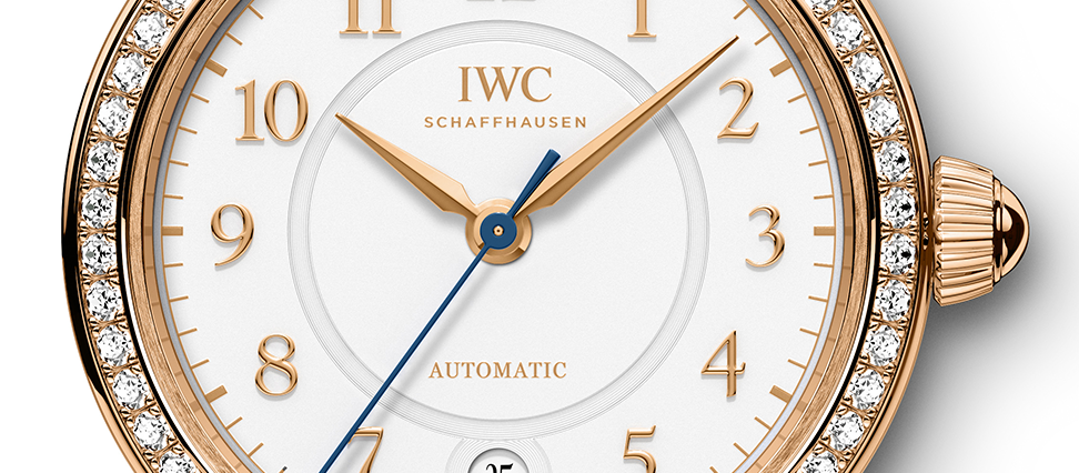 IWC Da Vinci Automatic 36 IW458310 female watch