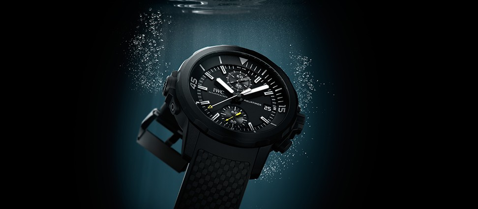 AQUATIMER CHRONOGRAPHE EDITION «GALAPAGOS ISLANDS»