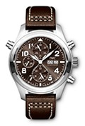 "IWC Pilot's Watch Double Chrongraph Edition ""Antoine de Saint Exupéry"""