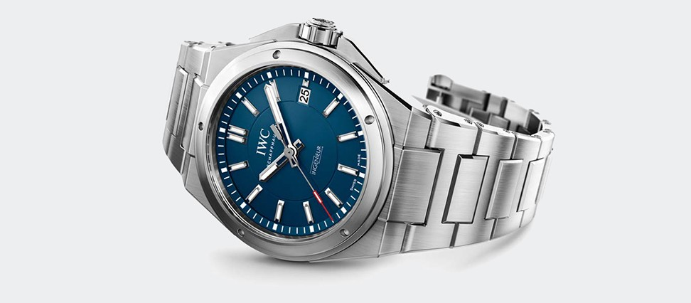 "IWC Ingenieur Automatic Edition ""Laureus Sport for Good Foundation"""