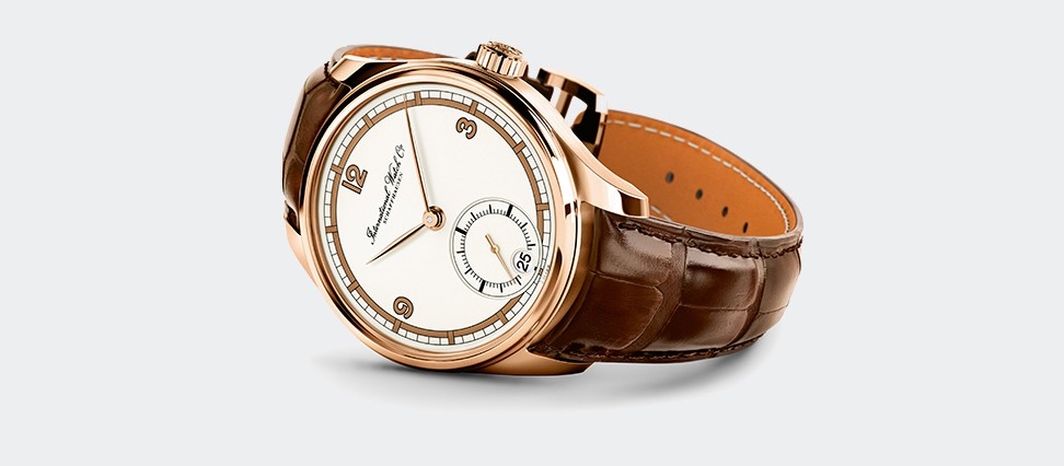 "IWC Portugieser Hand-Wound Eight Days ""75th Anniversary"""