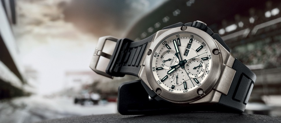 Ingenieur Double Chronograph Titanium