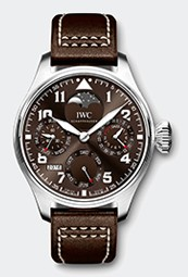 IWC Big Pilot's Watch perpetual Calendar Edition St. Exupery