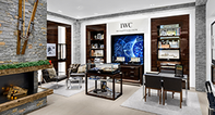 IWC Schaffhausen new boutique in St. Moritz