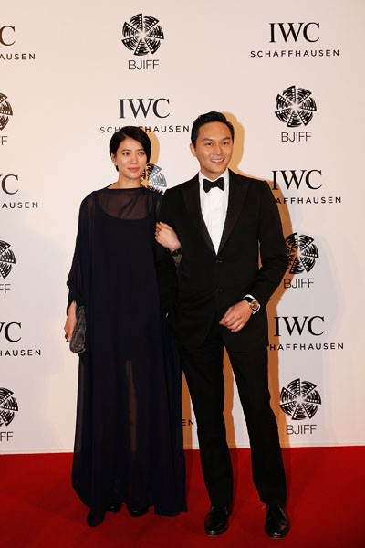 Anita Yuen and Chilam Cheung
