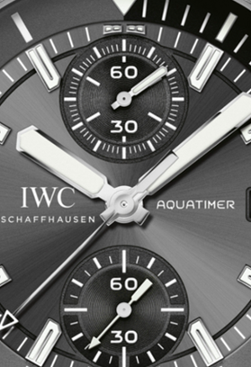 IWC Aquatimer Chronograph Edition Sharks IW379506 Promotional image