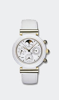 IWC da vinci White Ceramic IW375505 stylish watches