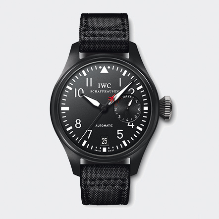 IW501901 Watch Front