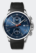 "Portuguese Yacht Club Chronograph Edition ""Laureus Sport For Good Foundation"""